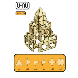 Instructions u-nu set 0158
